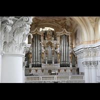 St. Florian (bei Linz), Stiftskirche, Hauptorgel