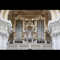 St. Florian (bei Linz), Stiftskirche, Große Orgel