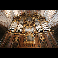Passau, Dom St. Stephan, Prospekt der Hauptorgel