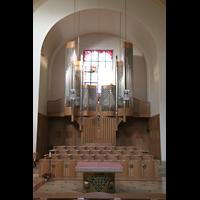 Vilshofen (Schweiklberg), Benediktinerabtei St. Trinitatis, Linke Chororgel