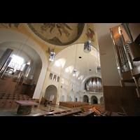 Vilshofen (Schweiklberg), Benediktinerabtei St. Trinitatis, Alle 3 Orgeln