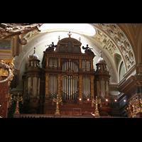 Budapest, Szent István Bazilika (St. Stefan Basilika), Orgel