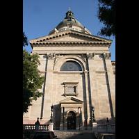 Budapest, Szent István Bazilika (St. Stefan Basilika), Querhaus