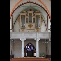 Gransee, Ev. Stadtkirche St. Marien, Orgelempore