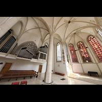 Dülmen, St. Viktor, Orgel und Chorraum