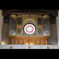 Potsdam, Friedenskirche am Park Sanssouci, Orgel