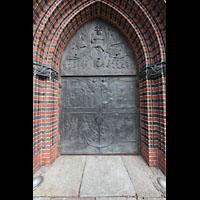 Szczecin (Stettin), Katedra sw. Jakuba (Jakobskathedrale), Hauptportal