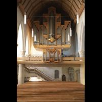 Kirchheim unter Teck, Stadtkirche St. Martin, Orgelempore