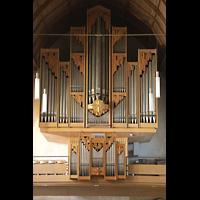 Kirchheim unter Teck, Stadtkirche St. Martin, Orgel