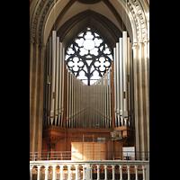 Stuttgart, Johanneskirche, Orgel