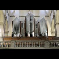 Stuttgart, Matthäuskirche, Orgel