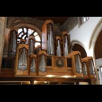 Rottenburg (Neckar), St. Moritz, Orgelempore