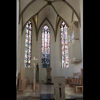 Rottenburg, Dom St. Martin, Chorraum