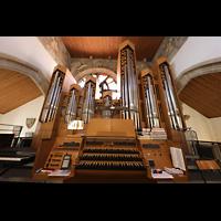 Rottenburg (Neckar), St. Moritz, Orgel mit Spieltisch