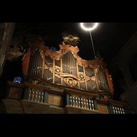 Trondheim, Nidarosdomen (Wagner-Orgel), Wagner-Orgel seitlich
