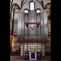 Berlin - Spandau, Lutherkirche, Orgel