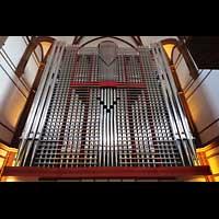 Berlin - Spandau, Lutherkirche, Orgelprospekt