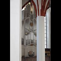 Leipzig, Thomaskirche - Bachorgel, Bach-Orgel
