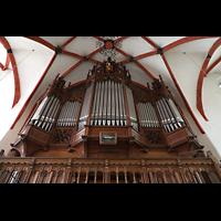 Leipzig, Thomaskirche - Bachorgel, Sauer-Orgel