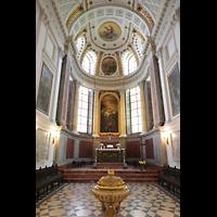 Leipzig, Nikolaikirche, Chor