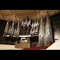 Leipzig, Neues Gewandhaus, Orgel im großen Saal