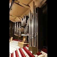 Leipzig, Neues Gewandhaus, Orgel seitlich