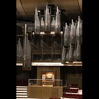 Leipzig, Neues Gewandhaus, Orgelprospekt, Ausschnitt