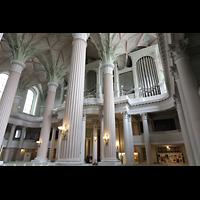 Leipzig, Nikolaikirche, Orgel seitlich