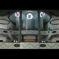Ulm, Evangelische Pauluskirche, Orgel