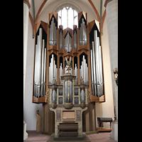 Braunschweig, St. Ulrici Brüdern (Positiv 1), Orgel