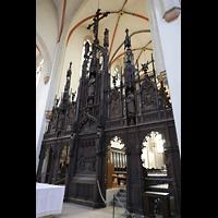 Braunschweig, St. Ulrici Brüdern (Positiv 1), Lettner