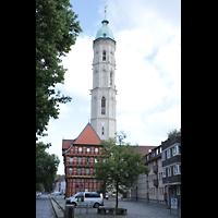 Braunschweig, St. Andreas, Turm und Alte Waage