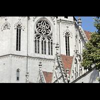 Braunschweig, St. Andreas, Glockenhaus