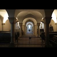 Braunschweig, Dom St. Blasii (Hauptorgel), Krypta