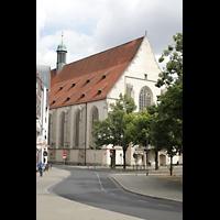 Braunschweig, St. Ulrici Brüdern (Positiv 1), Außenansicht von der Schützenstraße Ecke Hinter Brüdern aus
