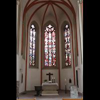 Braunschweig, St. Petri, Chorraum
