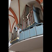 Braunschweig, St. Petri, Orgelempore seitlich