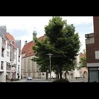 Braunschweig, St. Ulrici Brüdern (Positiv 1), Außenansicht
