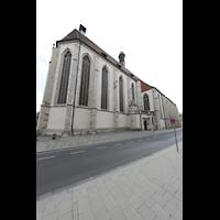 Braunschweig, St. Ulrici Brüdern (Positiv 1), Seitenansicht von Hinter Brüdern aus