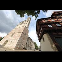 Braunschweig, St. Andreas, Andreaskirche und Alte Waage