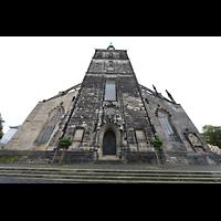 Hildesheim, St. Andreas, Turm und Fassade