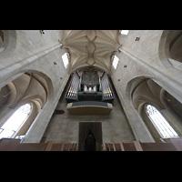 Hildesheim, St. Andreas, Orgel an der Westwand