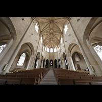 Hildesheim, St. Andreas, Innenraum in Richtung Chor
