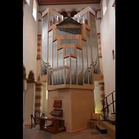 Hildesheim, St. Michaelis, Orgel, Frontalansicht
