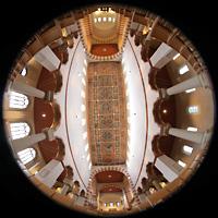 Hildesheim, St. Michaelis, Gesamtre Innenraum