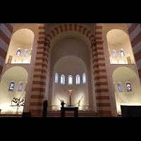 Hildesheim, St. Michaelis, Ostchor und Ostchor-Vierung