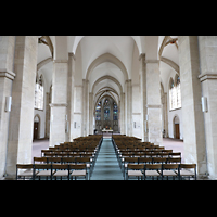 Braunschweig, St. Andreas, Innenraum in Richtung Chor