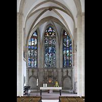 Braunschweig, St. Andreas, Chorraum