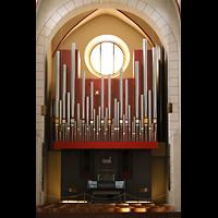 Goslar, Marktkirche St. Cosmas und Damian, Orgel