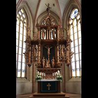 Goslar, Marktkirche St. Cosmas und Damian, Hochaltar